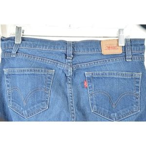 Levi's Jeans - Levi 504 jeans 9 x 33 slouch skinny straight